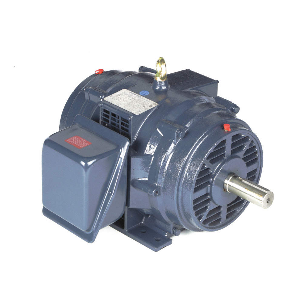 MARATHON MOTORS 15 HP General Purpose Motor,3-Phase,1770 Nameplate ...