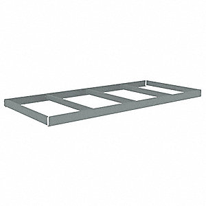 "Shelf,36"" D,84"" W,No Deck"