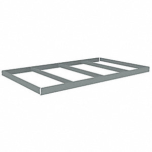 "Shelf,48"" D,84"" W,No Deck"