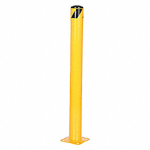 BOLLARD GUARD STEEL SAFETY 4.5 X 42