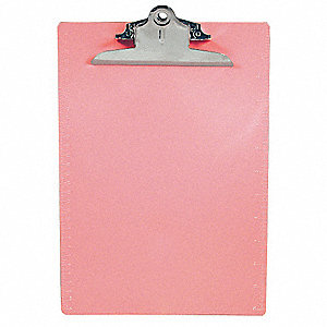 Clipboard,Pink,Letter