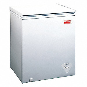 Chest Freezer, 5.0 cu.ft