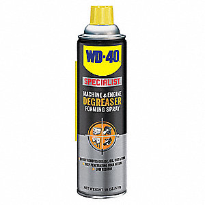 Unscented Degreaser, 18 oz. Aerosol Can