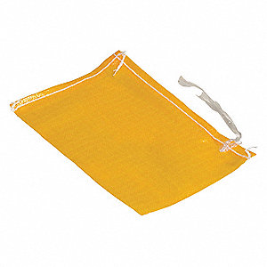 BAGS POLY YELLOW 8 X 12 200-PACK
