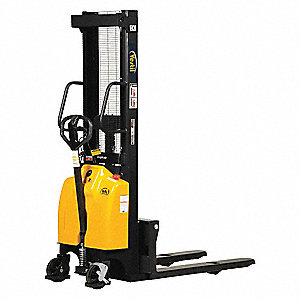 HAND PUMP/POWERED STACKER 63 IN H