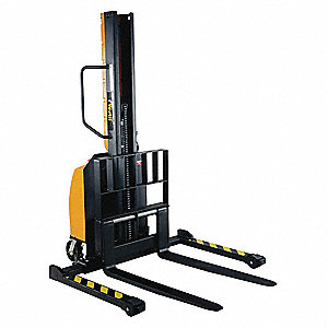 STACKER PWR LIFT ADJ FORK 63 IN 1K