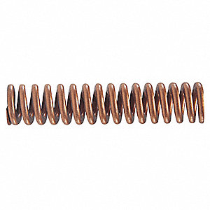 Die Spring,Heavy Duty,1.5x3-1/2 In