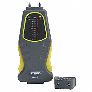 Pin Type Moisture Meter, 7 to 35Pct WME