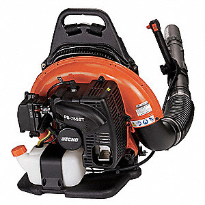 2 Stroke Gas Backpack Blower, 74 dBA