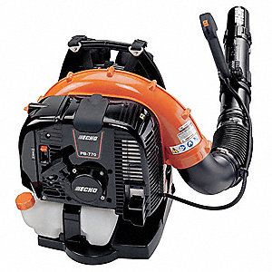 2 Stroke Gas Backpack Blower, 73 dBA