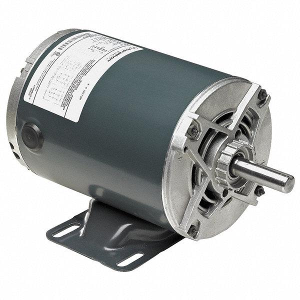Marathon motors 1 2 hp general purpose motor 3 phase 1725 for Marathon electric motor replacement parts