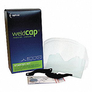 Weld Cap Starter Kit,For Mfr No 1008.000
