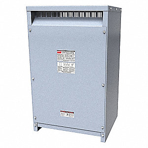 75kVA Three Phase Transformer, Input Voltage: 480VAC Delta