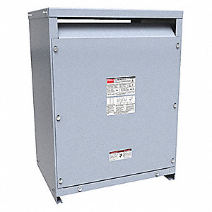 Three Phase Transformer,45kVA,208V