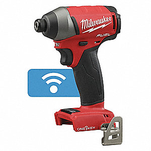 IMPACT DRIVER,BARE TOOL,1/4 IN SIZE