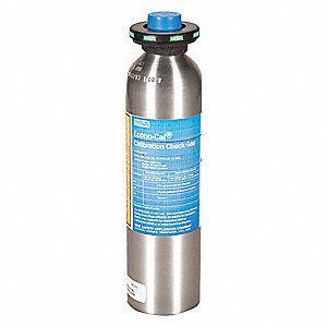 Chlorine Calibration Gas, 58L Cylinder Capacity