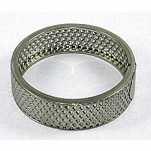 Ring Sieve,Distance Trap Hole,2mm,SS
