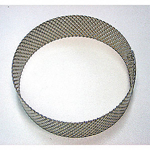 1.50mm Stainless Steel Ring Sieve; For Use With Mfr. No. ZM200