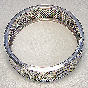 0.75mm Stainless Steel Ring Sieve; For Use With Mfr. No. ZM200