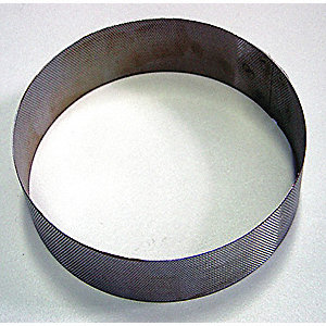 0.08mm Stainless Steel Ring Sieve; For Use With Mfr. No. ZM200