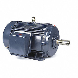 75 HP General Purpose Motor,3-Phase,1780 Nameplate RPM,Voltage 575,Frame 365T