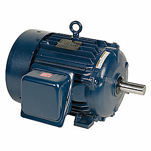 Motor,3-Ph,125 HP,1780 RPM,575V