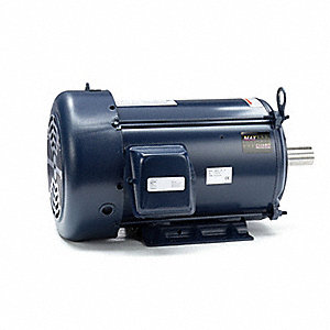 Motor,3-Ph,7.5 HP,3540 RPM,230/460V