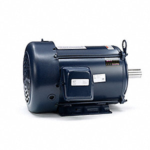 Motor,3-Ph,3 HP,1170 RPM,230/460V