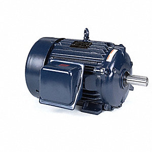 Motor,3-Ph,30 HP,1770 RPM,230/460V