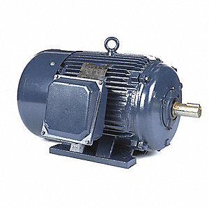 50 HP General Purpose Motor,3-Phase,1780 Nameplate RPM,Voltage 230/460,Frame 326TS