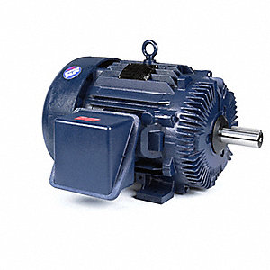 Motor,3-Ph,50 HP,1180 RPM,230/460V