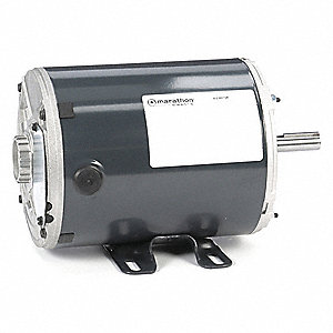 1/3 HP General Purpose Motor,3-Phase,1140 Nameplate RPM,Voltage 208-230/460,Frame 56
