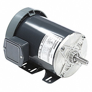 Motor,3-Ph,1.5 HP,1725 RPM,208-230/460V