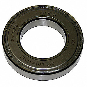 Radial Ball Bearing, Single Shielded, 80mm Bore Dia., 140mm Outside Dia.