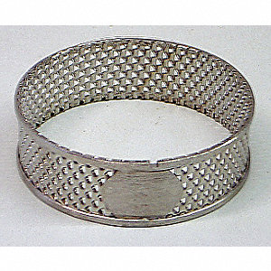 2mm Stainless Steel Ring Sieve; For Use With Mfr. No. ZM200
