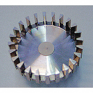 Stainless Steel Rotor; For Use With Mfr. No. ZM200