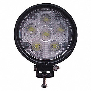 Flood Utility Worklight,Clear