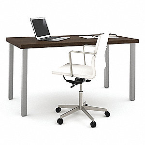 Utility Table,Tuxedo,30-1/2 in. H