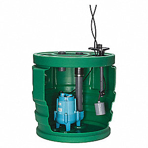 Sewage System,4/10HP,4inx2in,8.5A,Grmmet