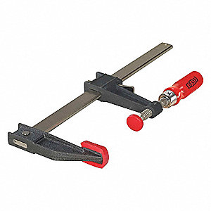 Clutch Style Bar Clamp,30 Max. Jaw Opening (In.),600 lb. Nominal Clamping Pressure