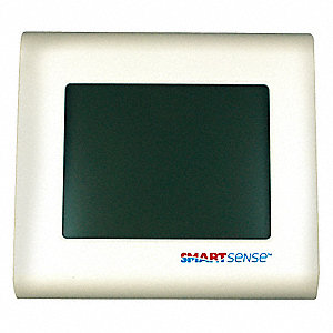Low Voltage T-Stat,Stages C 1,7.5 sq. in