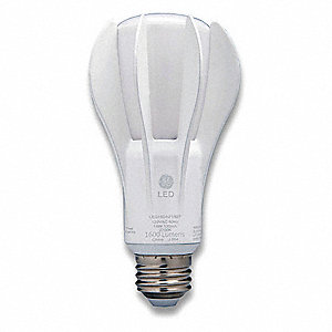 12.0 Watts,  LED Lamp,  A21,  Medium Screw (E26),  1100 Lumens,  3000K Bulb Color Temp.