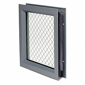 Lite Kit with Glass,24inx32in,Gry Primer