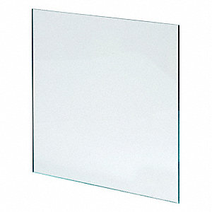 "5"" x 26"" Fire Safety Glass"
