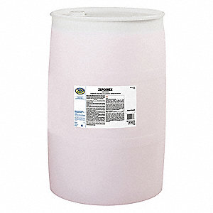 Toilet and Urinal Cleaner,  55 gal Cleaner Container Size,  Drum Cleaner Container Type