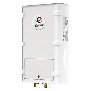 Beau EEMAX 120V Undersink Electric Tankless Water Heater, 1800 Watts, 15 Amps   Water  Heaters   451G53|SPEX1812T   Grainger