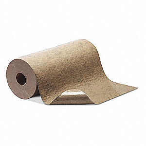 100 ft. Absorbent Roll, Fluids Absorbed: Universal, Medium, 5.3 gal., 1 EA