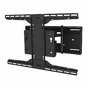 peerless swivel tv wall mount for use with televisions 452y40 sp850 unl grainger. Black Bedroom Furniture Sets. Home Design Ideas