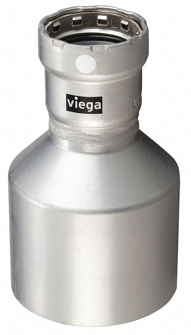 Viega MegaPress cap 1-1//2