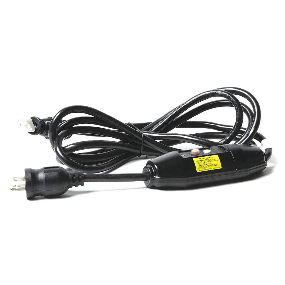 Pack of 10 311024-01 AC Power Cords POWER CORD